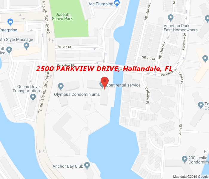 2500 Parkview Dr #614, Hallandale, Florida, 33009